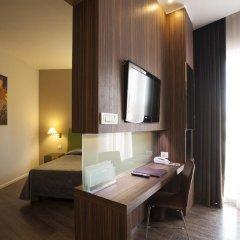 Отель Isola Sacra Rome Airport 4* Люкс с различными типами кроватей фото 5