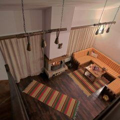 Отель Holiday Village Kochorite 3* Вилла с различными типами кроватей фото 17