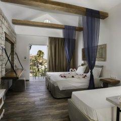 Lindos View Hotel комната для гостей