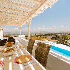 Отель Naxian Utopia Luxury Villas & Suites питание