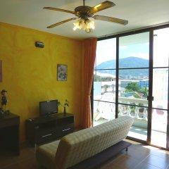 Отель Natural Mystic Patong Residence 3* Студия с различными типами кроватей фото 17