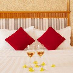 Cherry Hotel 2* Номер Делюкс с различными типами кроватей фото 4