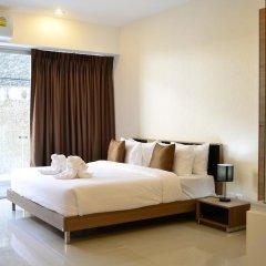 Отель Chic Residences at Karon Beach 2* Студия с различными типами кроватей фото 8