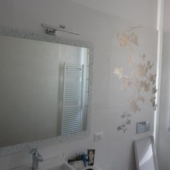 Отель Al Pergolesi B&B Италия, Джези - отзывы, цены и фото номеров - забронировать отель Al Pergolesi B&B онлайн ванная