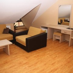 Отель Nitsa Люкс с различными типами кроватей фото 5