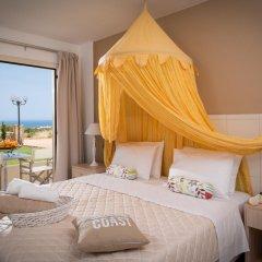 Notos Heights Hotel & Suites 4* Улучшенная студия с различными типами кроватей фото 4