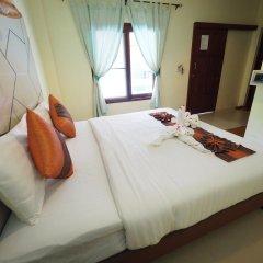 Отель Lanta Fevrier Resort 2* Стандартный номер с различными типами кроватей фото 5