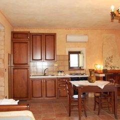Отель Agriturismo Fonte di Maroglio Кастровиллари в номере фото 2