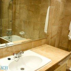 Отель Coral Beach Aparthotel 4* Улучшенные апартаменты с 2 отдельными кроватями фото 9