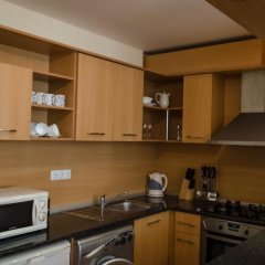 Апартаменты Holiday and Orchid Fort Noks Apartments Студия с различными типами кроватей фото 9
