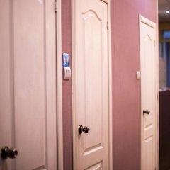Хостел Гости Кровать в общем номере с двухъярусной кроватью фото 3