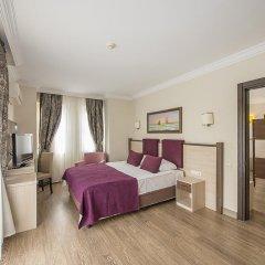 Отель Crystal Aura Beach Resort & Spa – All Inclusive 5* Стандартный семейный номер с двухъярусной кроватью фото 7