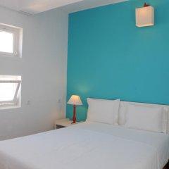 Отель Next Inn 3* Стандартный семейный номер с двуспальной кроватью фото 4