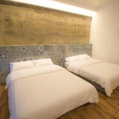 Отель Glur Bangkok Стандартный номер разные типы кроватей (общая ванная комната) фото 15
