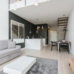 Отель Platinum Residence Qbik Люкс повышенной комфортности с различными типами кроватей фото 10