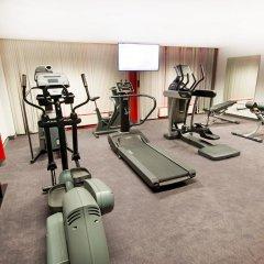 Отель Dormero Dresden City Дрезден фитнесс-зал фото 4