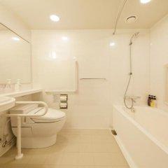 Отель Sunroute Ginza Япония, Токио - отзывы, цены и фото номеров - забронировать отель Sunroute Ginza онлайн ванная