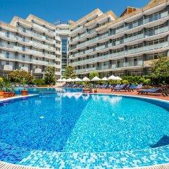 Отель Perla Солнечный берег бассейн