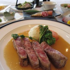 Myogi Green Hotel Томиока питание фото 2