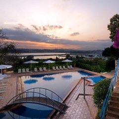 Отель Divani Corfu Palace Hotel Греция, Корфу - отзывы, цены и фото номеров - забронировать отель Divani Corfu Palace Hotel онлайн бассейн фото 3