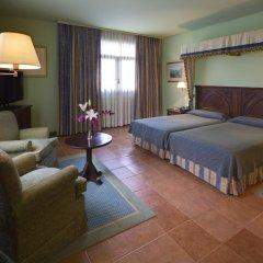 Отель Parador De Cangas De Onis 4* Стандартный номер фото 6