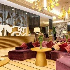 Отель Bulgarienhus Royal Beach Apartments Болгария, Солнечный берег - отзывы, цены и фото номеров - забронировать отель Bulgarienhus Royal Beach Apartments онлайн интерьер отеля