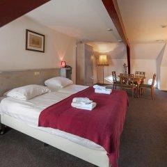Hotel De Gaaper 3* Номер Делюкс с различными типами кроватей фото 4