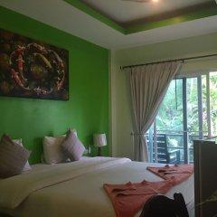 Baan Suan Ta Hotel 2* Стандартный номер с различными типами кроватей фото 3