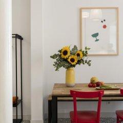 Апартаменты Lisbon Serviced Apartments - Castelo S. Jorge Студия с различными типами кроватей фото 7