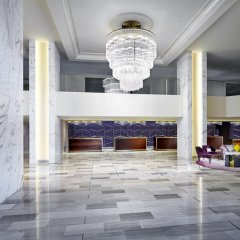 Отель Sheraton Gateway Los Angeles США, Лос-Анджелес - отзывы, цены и фото номеров - забронировать отель Sheraton Gateway Los Angeles онлайн интерьер отеля фото 2
