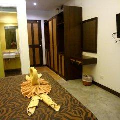 Отель Lanta For Rest Boutique 3* Номер Делюкс с двуспальной кроватью