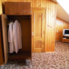 Гостиница Пансионат Золотая линия 3* Стандартный семейный номер с двуспальной кроватью фото 7