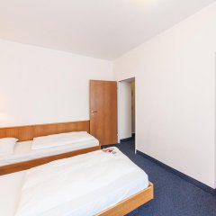 Hotel Antares Düsseldorf 3* Номер Basic с 2 отдельными кроватями фото 3