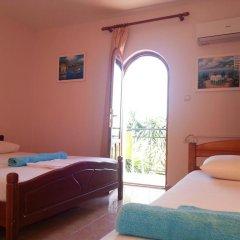 Отель Villa Margarit Албания, Саранда - отзывы, цены и фото номеров - забронировать отель Villa Margarit онлайн комната для гостей фото 2