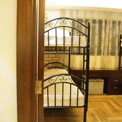 Nadine Boutique Hotel 3* Кровать в общем номере с двухъярусной кроватью фото 6