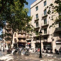 Отель Decimononico Borne Studios Барселона спортивное сооружение