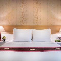 Saga Hotel 2* Номер Делюкс с различными типами кроватей фото 3
