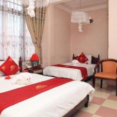 Отель Nhi Nhi 3* Улучшенный номер фото 7