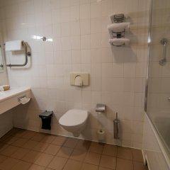 Отель Perkuno Namai Hotel Литва, Каунас - 2 отзыва об отеле, цены и фото номеров - забронировать отель Perkuno Namai Hotel онлайн ванная