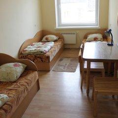 Fortuna Hostel Стандартный номер с различными типами кроватей (общая ванная комната) фото 4