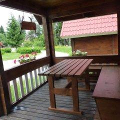 Отель Ski Chalet Borovets балкон