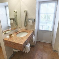 Отель Pousada de Condeixa Coimbra 4* Стандартный номер с различными типами кроватей фото 3