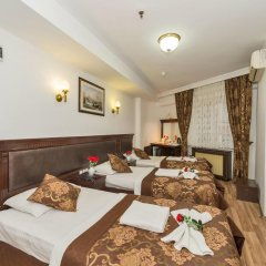 Kuran Hotel International 3* Люкс с различными типами кроватей фото 4