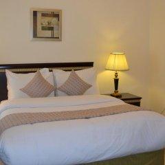 Отель Al Hayat Hotel Apartments ОАЭ, Шарджа - отзывы, цены и фото номеров - забронировать отель Al Hayat Hotel Apartments онлайн комната для гостей фото 3