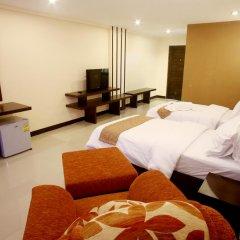 Hotel La Villa Khon Kaen 3* Номер Делюкс с различными типами кроватей фото 2