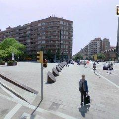 Апартаменты Barcelona Centric Apartment парковка