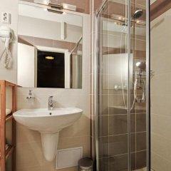 Гостиница Winkler Ház Panzió- Étterem ванная