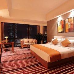Отель Huaqiang Plaza Hotel Shenzhen Китай, Шэньчжэнь - 1 отзыв об отеле, цены и фото номеров - забронировать отель Huaqiang Plaza Hotel Shenzhen онлайн комната для гостей фото 5