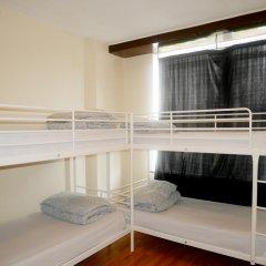 Отель Kensal Green Backpackers 1 Кровать в общем номере с двухъярусной кроватью фото 2
