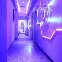 Pengheng Space Capsules Hotel Номер категории Эконом с различными типами кроватей фото 5